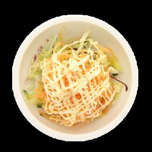 Ebiko salad