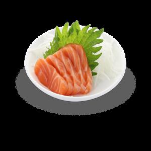 Sake sashimi 5 pcs