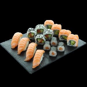 Salmon lover 16 stuks