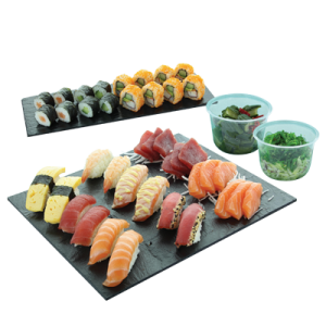 Sushi & sashimi complete 40 stuks